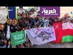اليمن اليوم- شاهد شابان سعوديان يجوبان 4 قارات بدراجاتهم النارية