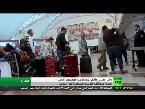 اليمن اليوم- شاهد وفد روسي رفيع يتفقد أمن المطارات في مصر