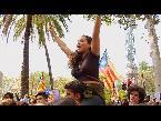 اليمن اليوم- شاهد كاتالونيا تتحدّى حملة إسبانيا لوأد استفتاء الانفصال