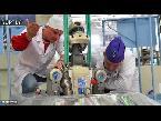 شاهد عودة الروبوت فيودور للأرض بعد رحلته الأولى إلى الفضاء